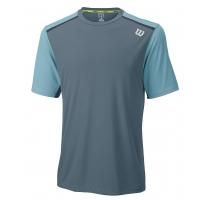 Jacquard crew blue shirt.jpg