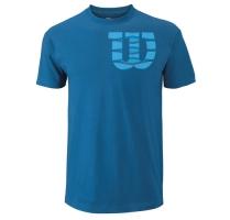 Shoulder W cotton tee blue.jpg