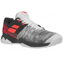 Babolat Propulse blast clay grey fluo strike VIII.jpg