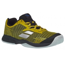 Babolat Jet cc junior dark yellow  black VI.jpg