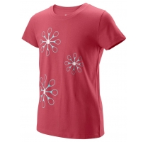 G Floret Tech T-shirt red.jpg